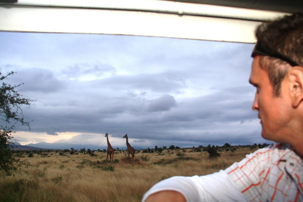 Zdjęcia: Tsavo, Kenia, KENIA