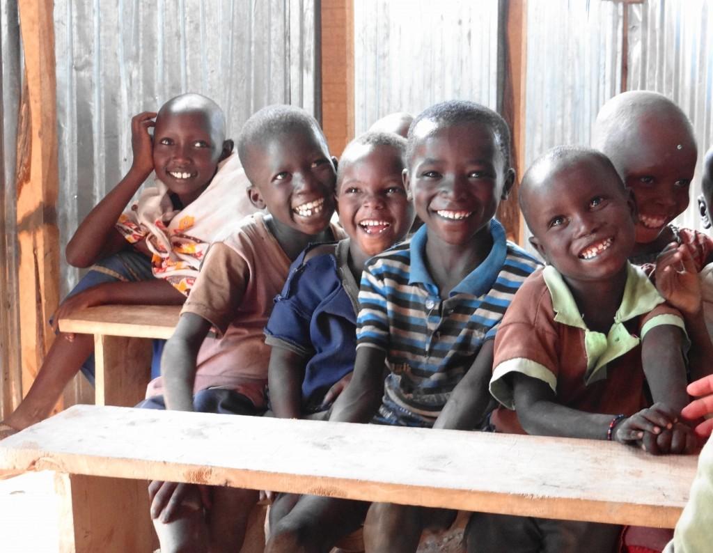 Zdjęcia: wioska Masajów, szkoła, KENIA
