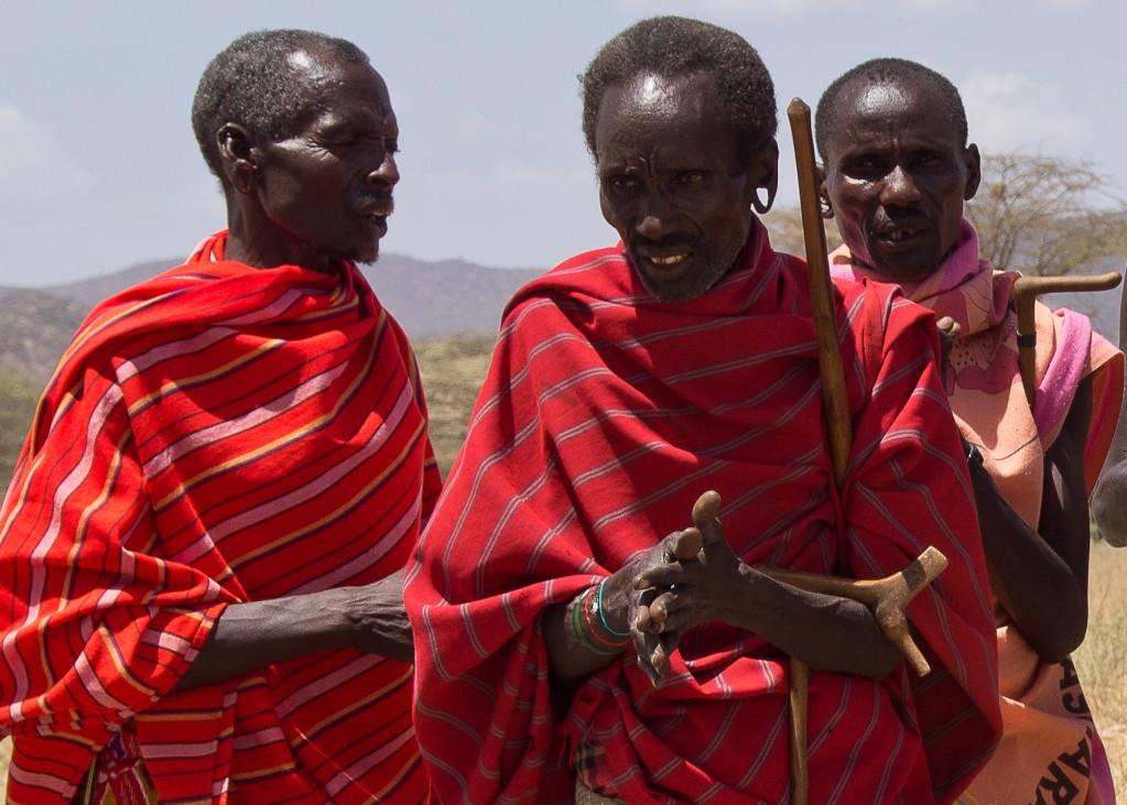 Zdjęcia: NP Samburu, NP Samburu, Starszyzna, KENIA