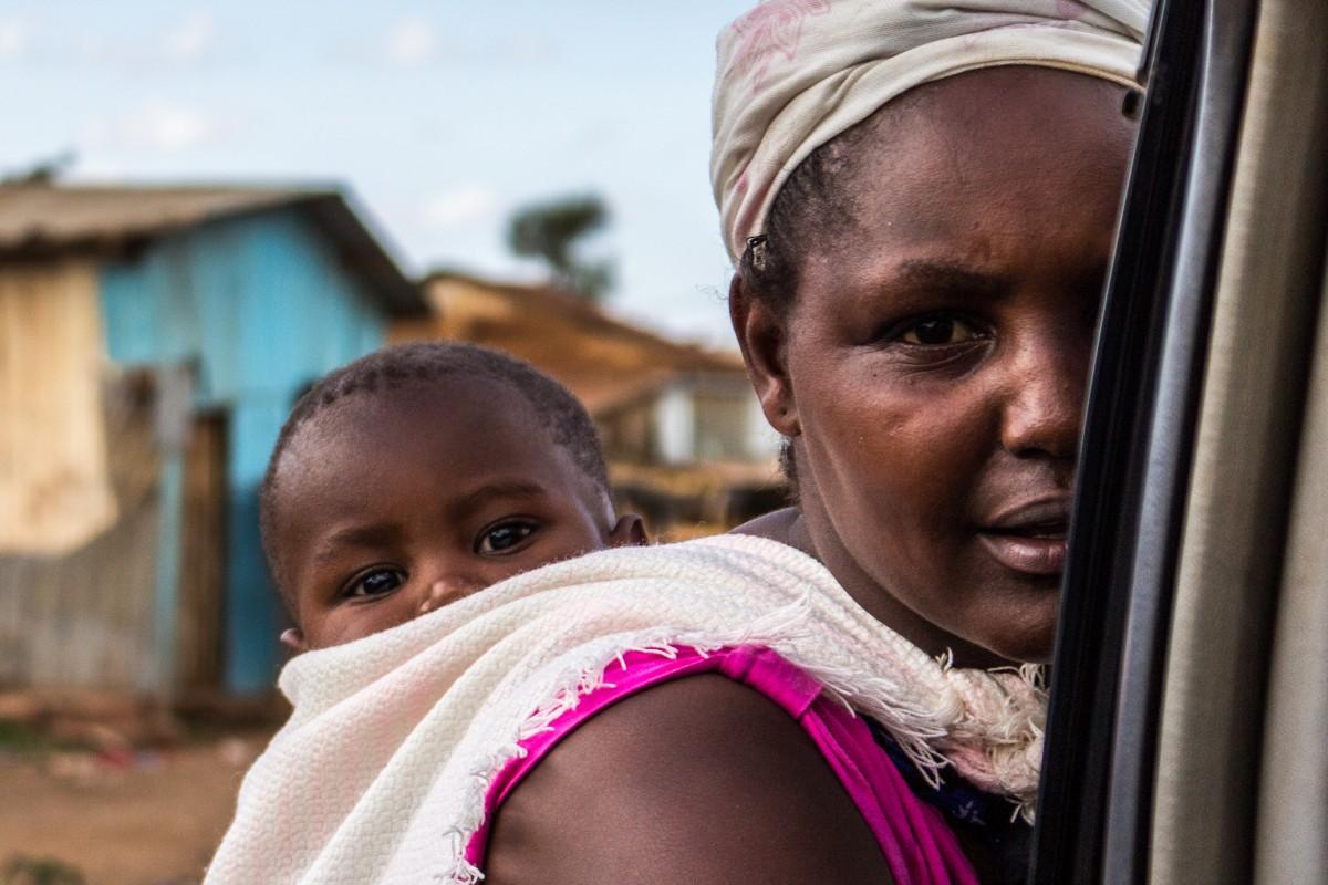 Zdjęcia: Kimana, Amboseli, Mother, KENIA