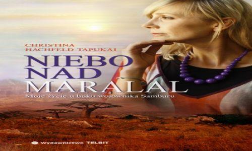 KENIA / książka / książka / Niebo nad Maralal