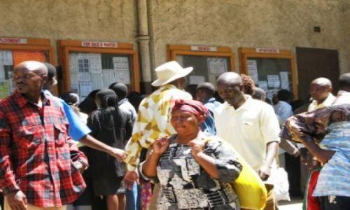 Zdjecie KENIA / brak / Nairobi / ulica Nairobi