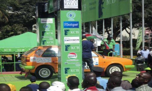 Zdjęcie KENIA / - / Nairobi / Safari_Rally_2011