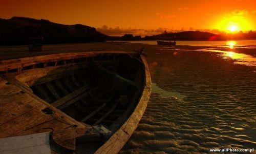 Zdjęcie KENIA / Watamu / Watamu / Zachód słońca w Watamu
