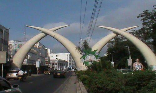 Zdjecie KENIA / - / Mombasa i okolice / Takie mal safari
