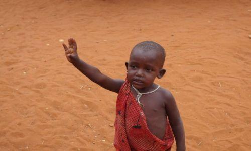 KENIA / Park Tsavo / Okolice parku / Pożegnanie z Afryką
