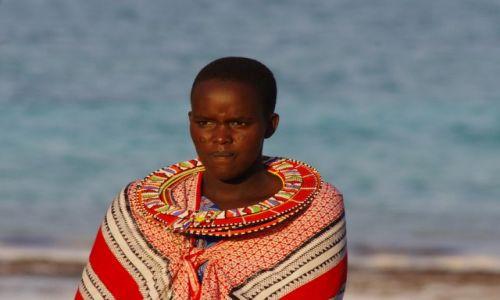 Zdjecie KENIA / Ukunda / Afryka / Konkurs - Masajka