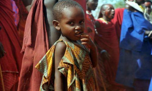 KENIA / Tsavo East / Masai village / Lubie Go!