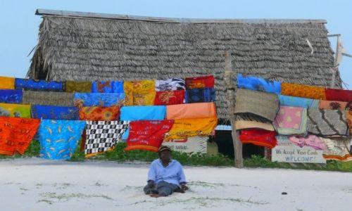Zdjecie KENIA / Afryka Wschodnia / Diani Beach / życie na plaży