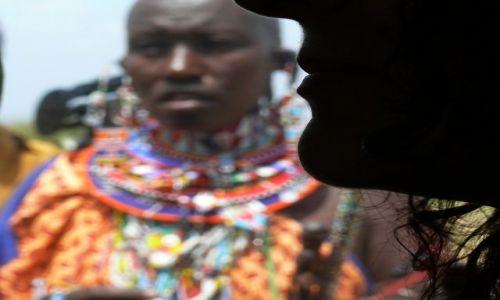 Zdjecie KENIA / Afryka Wschodnia / Amboseli National Park / czy na pewno