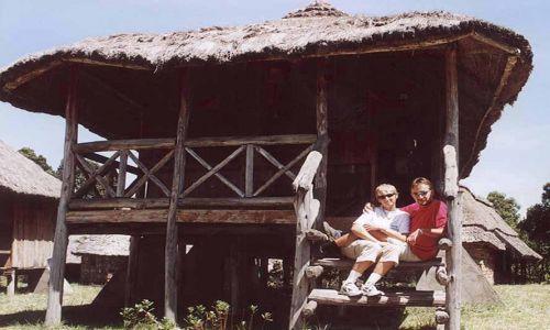 Zdjęcie KENIA / Masai Mara / Hippo Lodge / Kenia