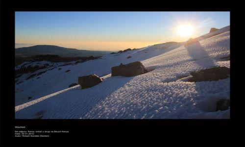 Zdjęcie KENIA / - / Mount Kenya / Wschód