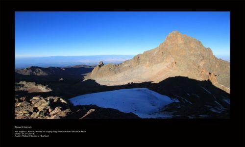 Zdjecie KENIA / - / Mount Kenya / Mount Kenya