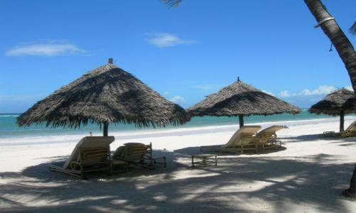 Zdjecie KENIA / brak / Diani Reef Beach Resort / Lenistwo