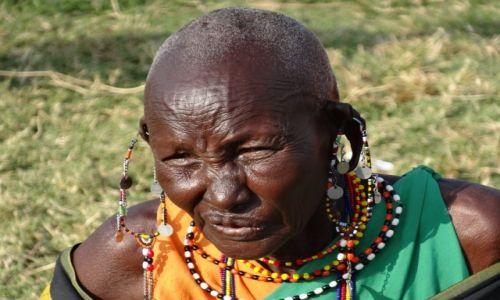 Zdjecie KENIA / Masai Mara Park / Masai Mara Park / Masajka