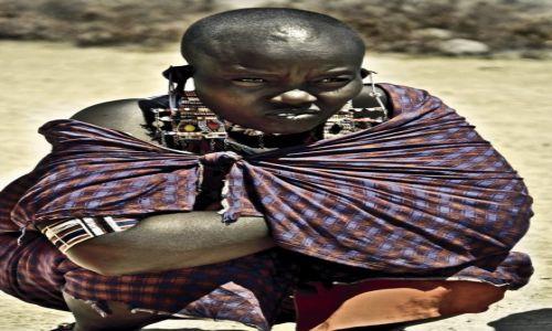 Zdjecie KENIA / - / Kenia / Masajka