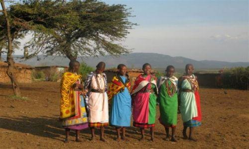 Zdjecie KENIA / - / Masai Mara / Masajki