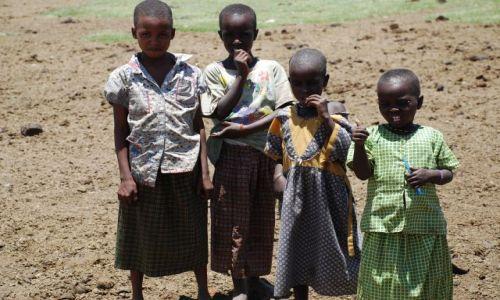 KENIA / MASAI MARA / MASAI MARA Safari / Dzieciaczki