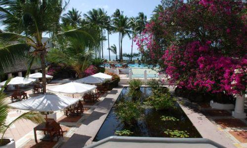 Zdjęcie KENIA / Wybrzeże / okolice Mombasy / Hotel Serena