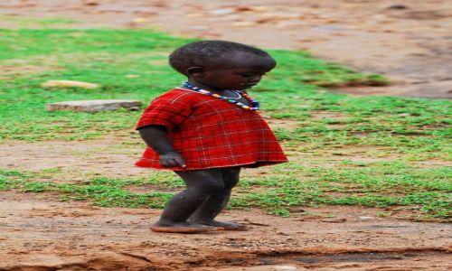 Zdjęcie KENIA / Kenia / gdzieś w drodze / Zagubiona