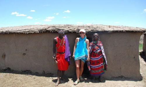 Zdjęcie KENIA / Masai Mara / SAFARI / W otoczce Masaja i Masajki