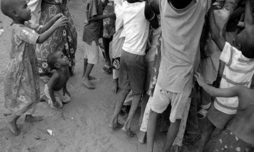 Zdjecie KENIA / brak / mombasa / zamieszki w Kenii - portret