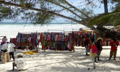 Zdjecie KENIA / Kenia Nadbrzeżna / Diani Beach / Plażowy biznes