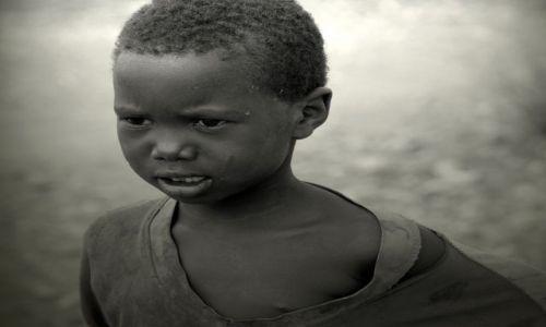 Zdjecie KENIA / Masaj Mara / wioska masajska / ***