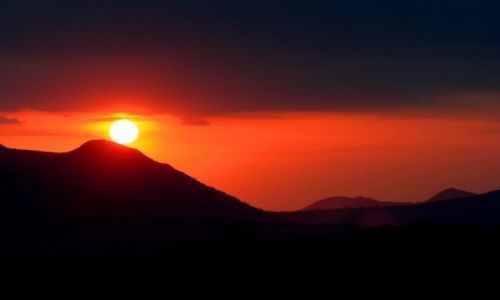 Zdjecie KENIA / brak / Kenia / Zachod Słońca