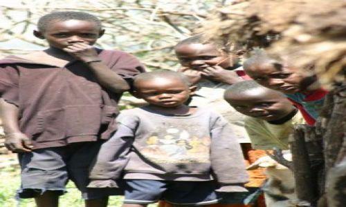 Zdjecie KENIA / Masai Mara / Masai Mara / Dzieciaczki masajskie