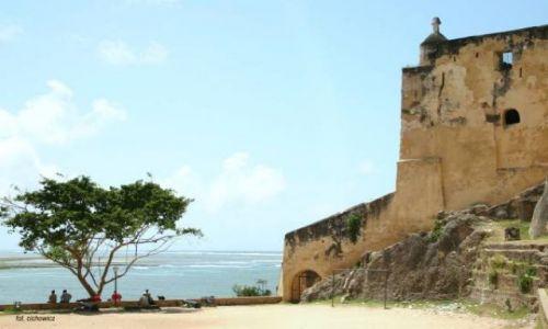 Zdjecie KENIA / wybrze�e / Mombasa / Fort Jesus