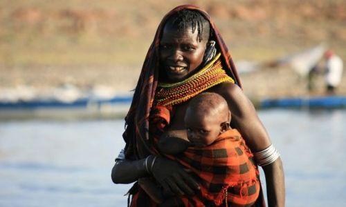 Zdjecie KENIA / brak / Lake Turkana / Twarze Kenii
