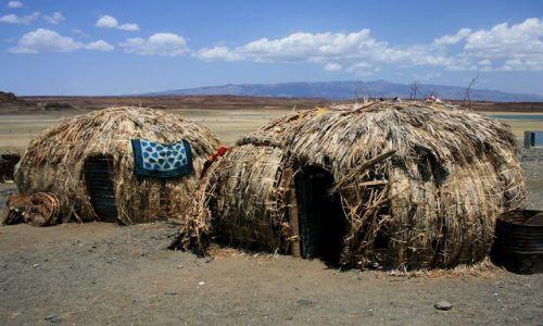 Zdjecie KENIA / brak / j. Turkana / Pocztowki z Kenii