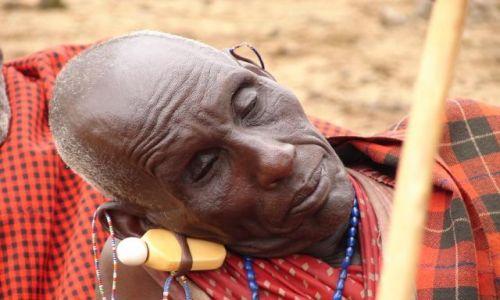 Zdjecie KENIA / masai  / masai village / nuuuudy