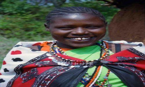 Zdjecie KENIA / Masai Mara Game Reserve / Masai Mara Game Reserve / uśmiech