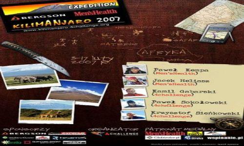 Zdjęcie KENIA / Masyw Kilimanjaro / Kilimanjaro / Kilimanjaro 2007 Expedition