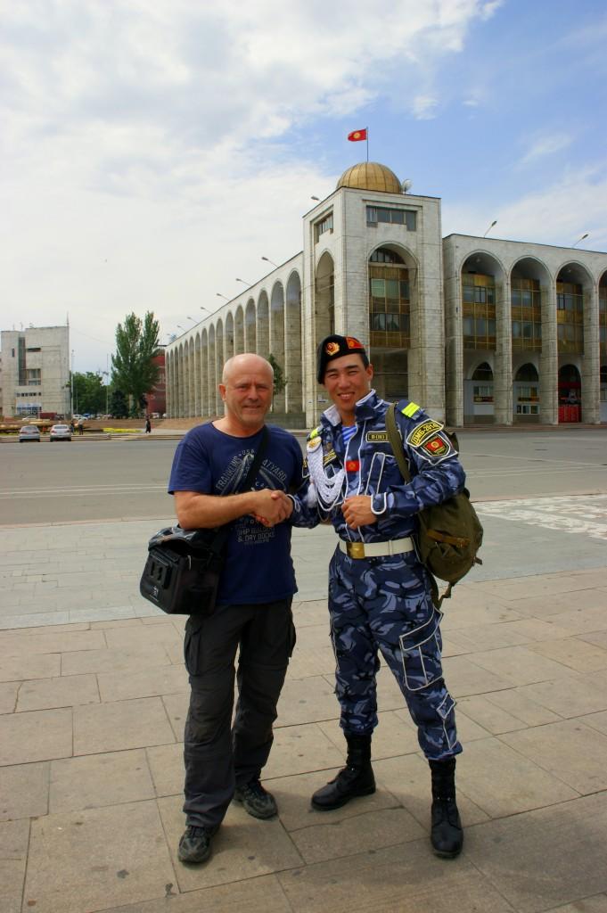 Zdjęcia: Biszkek , Biszkek , Fotka , KIRGIZJA