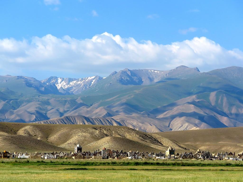 Zdjęcia: Ysyk-kol, Tienszan, Kraina umarłych, KIRGIZJA