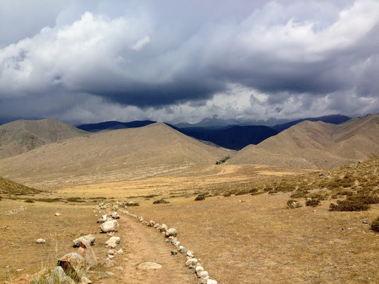 Zdjęcia:  Czołpon Ata., Kazachstan/Kirgistan, KIRGIZJA