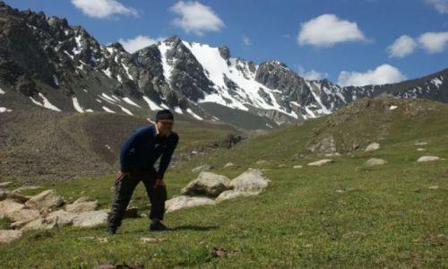 Zdjecie KIRGIZJA / Kirgizja / Kirgizja / I  w  góry