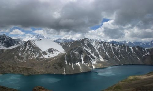Zdjecie KIRGIZJA / Kirgizja / Kirgizja / Kirgizja