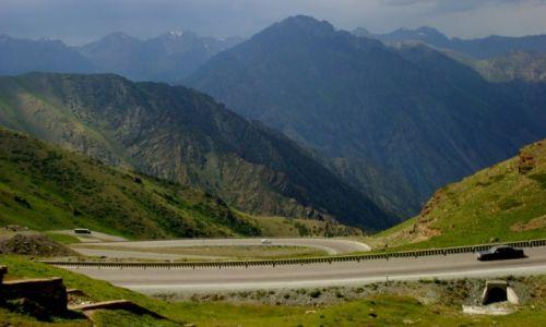 Zdjęcie KIRGIZJA / Kirgizja / Kirgizja /  Teo Aszy