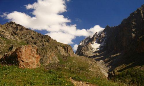 Zdjęcie KIRGIZJA / obwód czujski / rezerwat przyrody Ała Arcza / Park Ala Archa