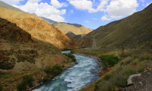 Zdjęcie KIRGIZJA / Ak  Talaa / Ak  Talaa / Kanion