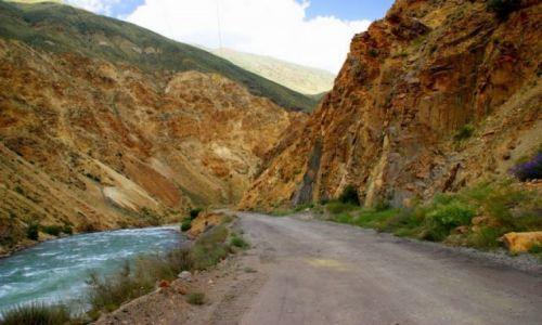 Zdjęcie KIRGIZJA / Ak  Talaa / Ak  Talaa / Droga