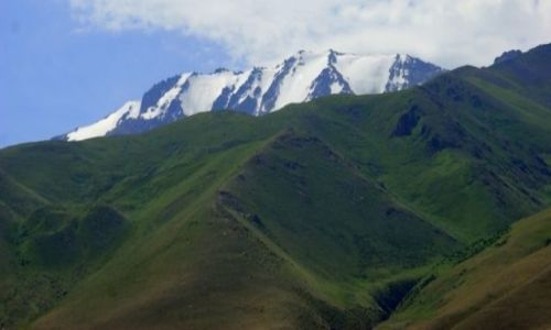 Zdjęcie KIRGIZJA / Kirgistan / Kirgistan / Górka
