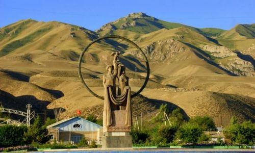 Zdjęcie KIRGIZJA / Kirgistan / Kirgistan / Naryń