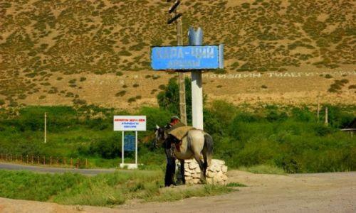 Zdjęcie KIRGIZJA / Okolice Narynia  / Okolice Narynia  / No to  gdzie