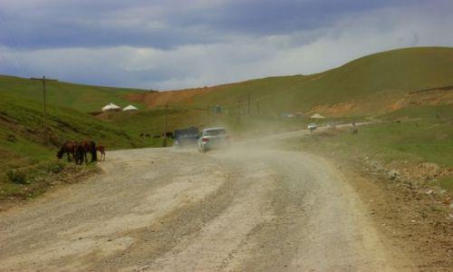 Zdjęcie KIRGIZJA / Dalon  Pass / Dalon  Pass / Dalon  Pass
