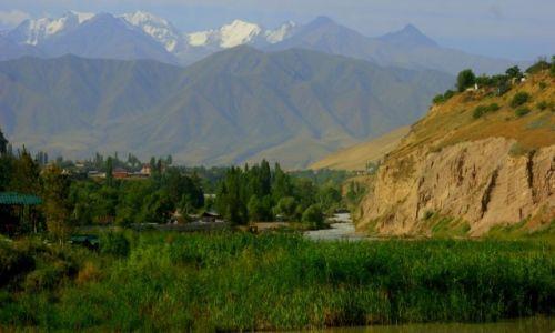 Zdjęcie KIRGIZJA / Kirgizja / Kirgizja / Kirgizja